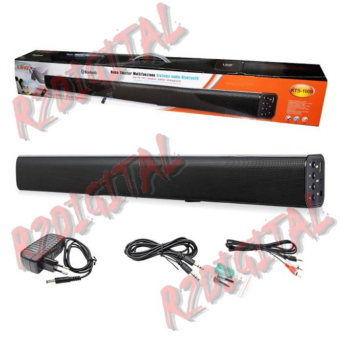 SOUNDBAR LINQ KTS-1009 DOLBY SURROUND DTS